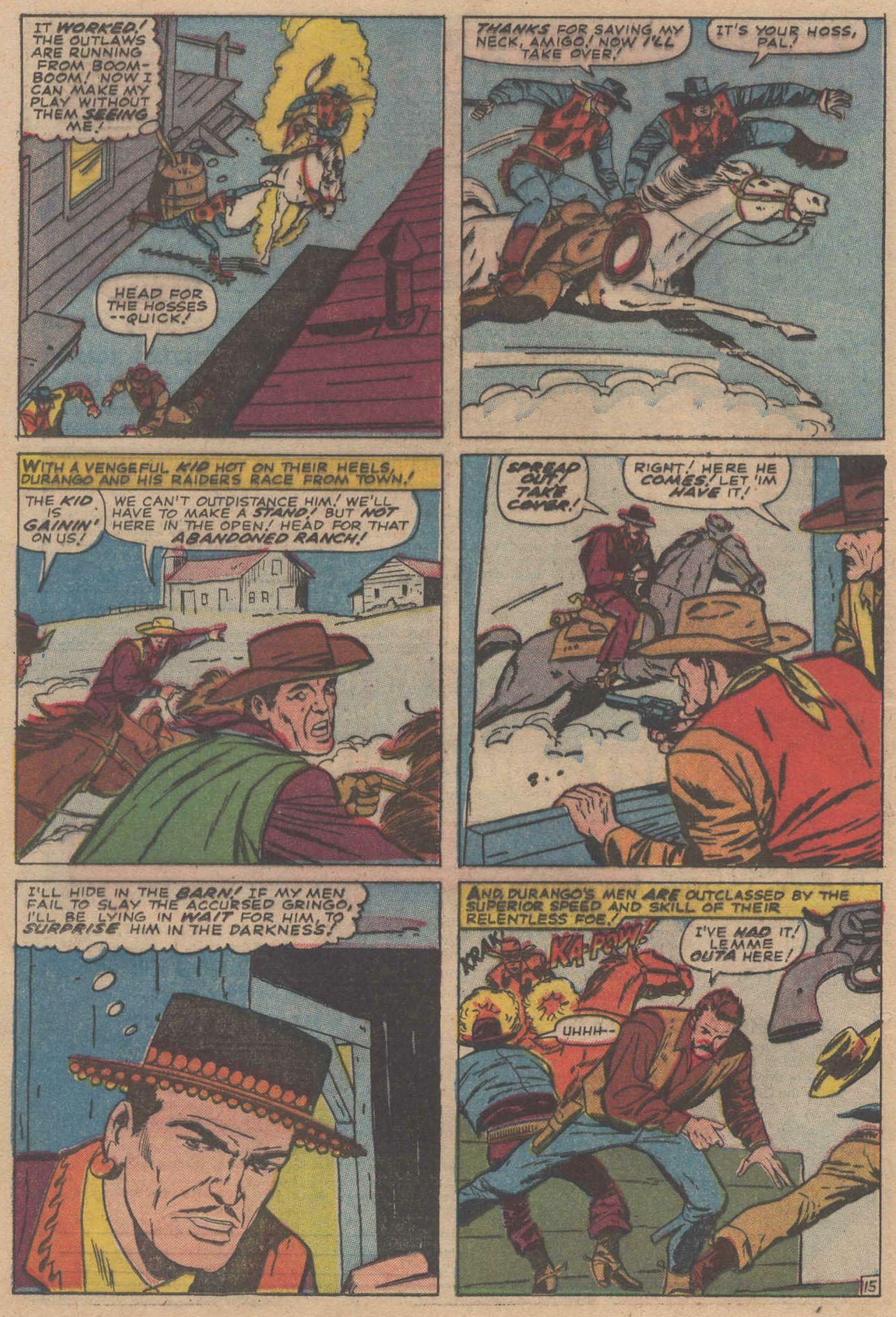 Read online Two-Gun Kid comic -  Issue #83 - 20