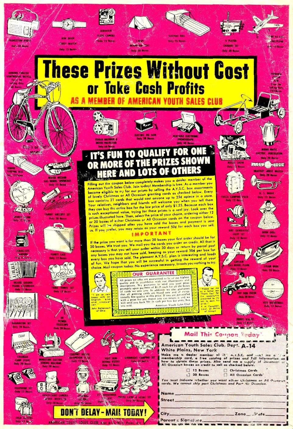 Read online Adventure Comics (1938) comic -  Issue #275 - 36