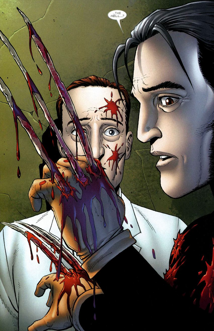 Read online Wolverine: Origins comic -  Issue #7 - 12