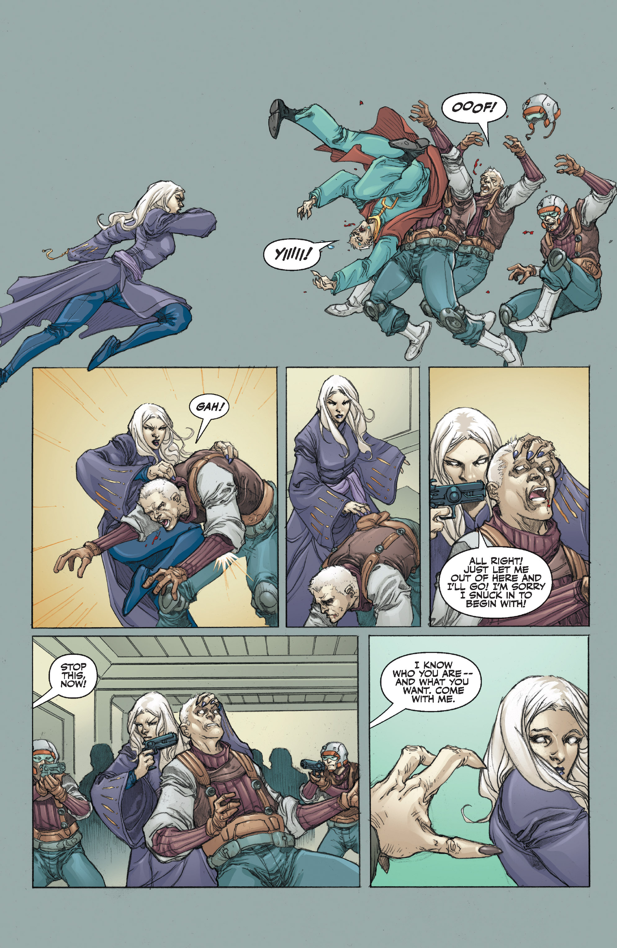 Read online Star Wars Omnibus comic -  Issue # Vol. 29 - 359