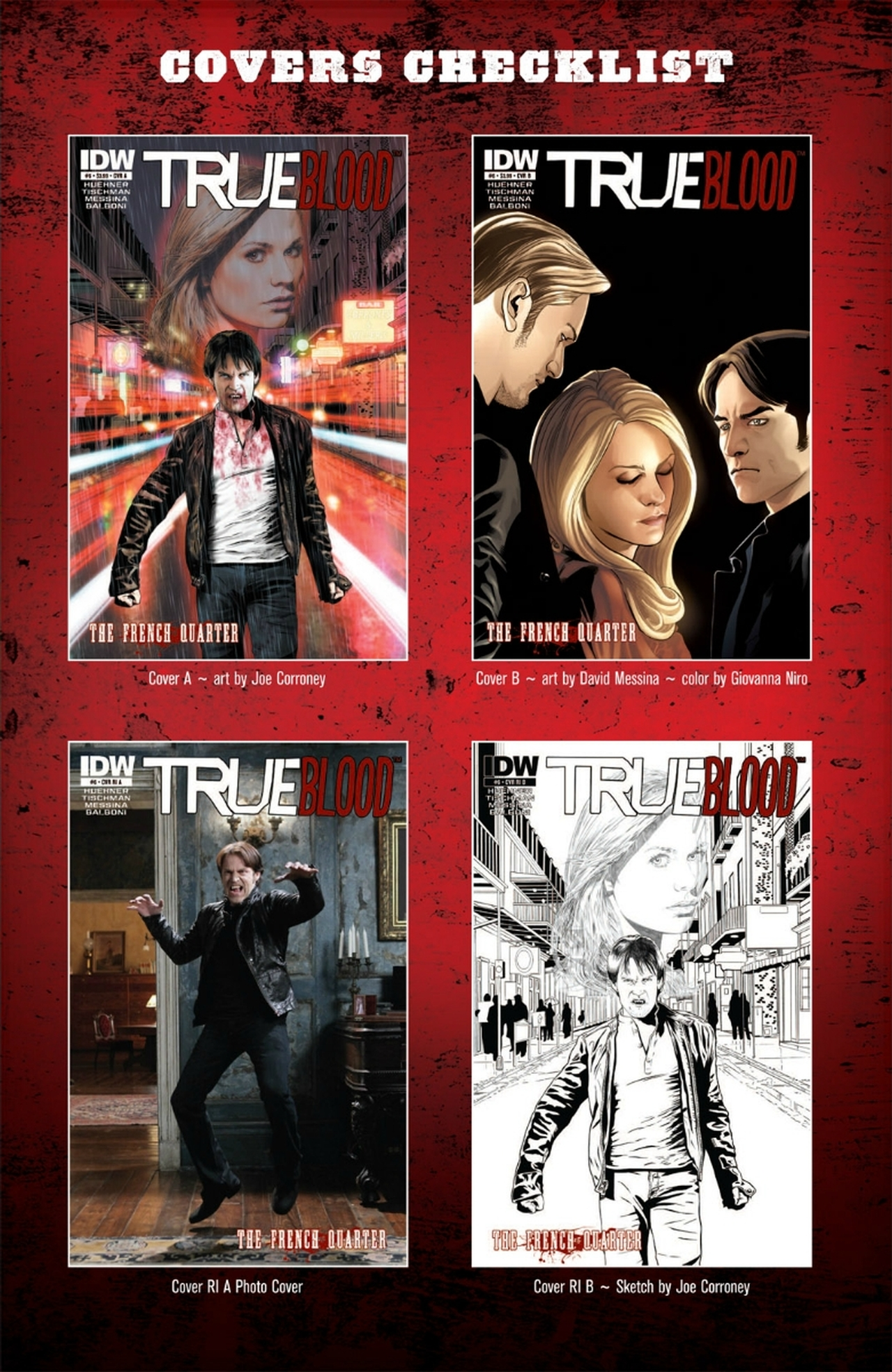 Read online True Blood: French Quarter comic -  Issue #6 - 27