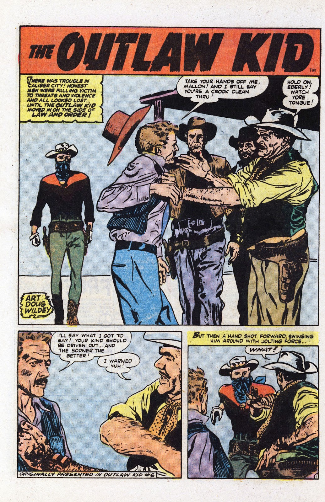 The Outlaw Kid (1970) issue 22 - Page 28