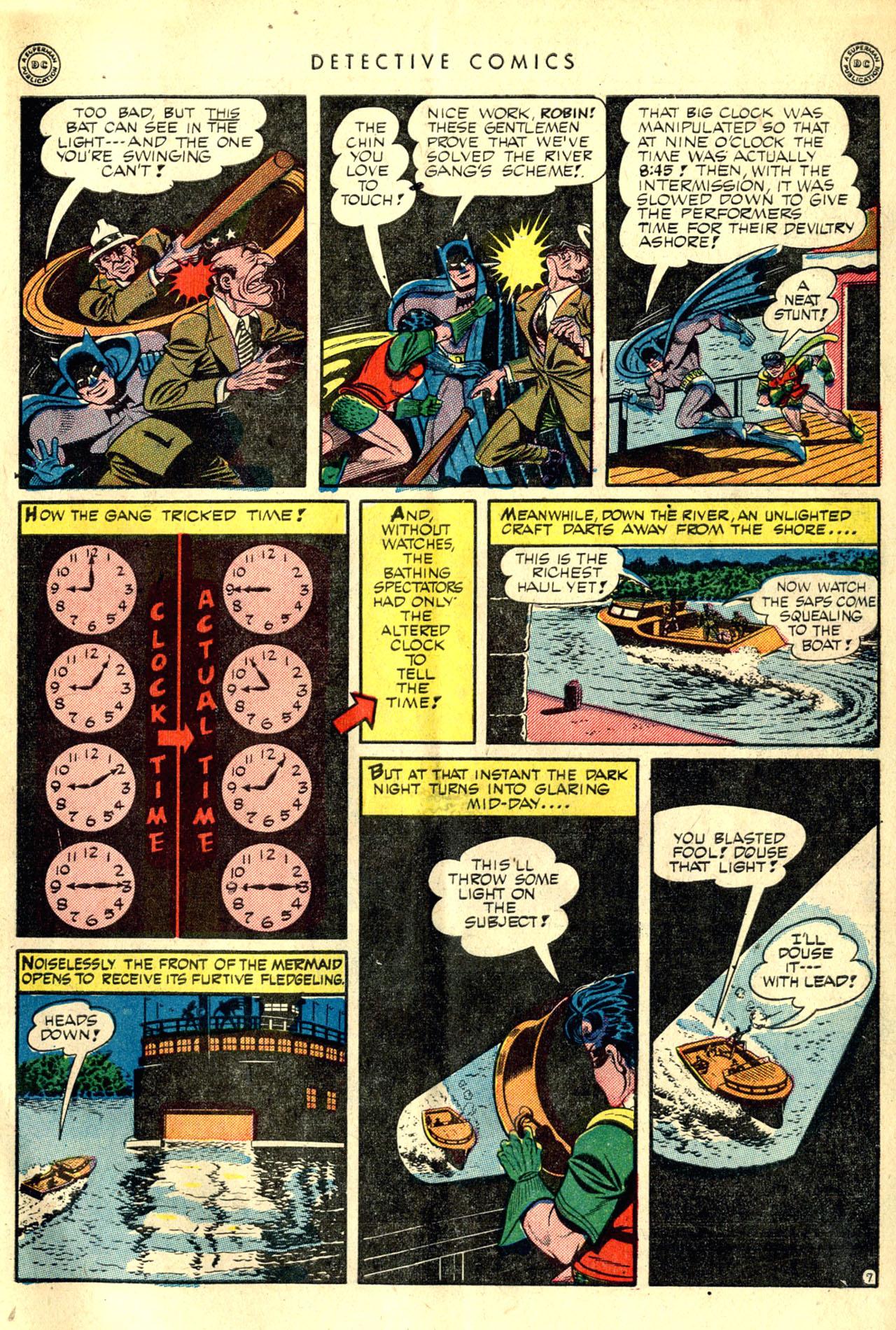 Read online Detective Comics (1937) comic -  Issue #90 - 9