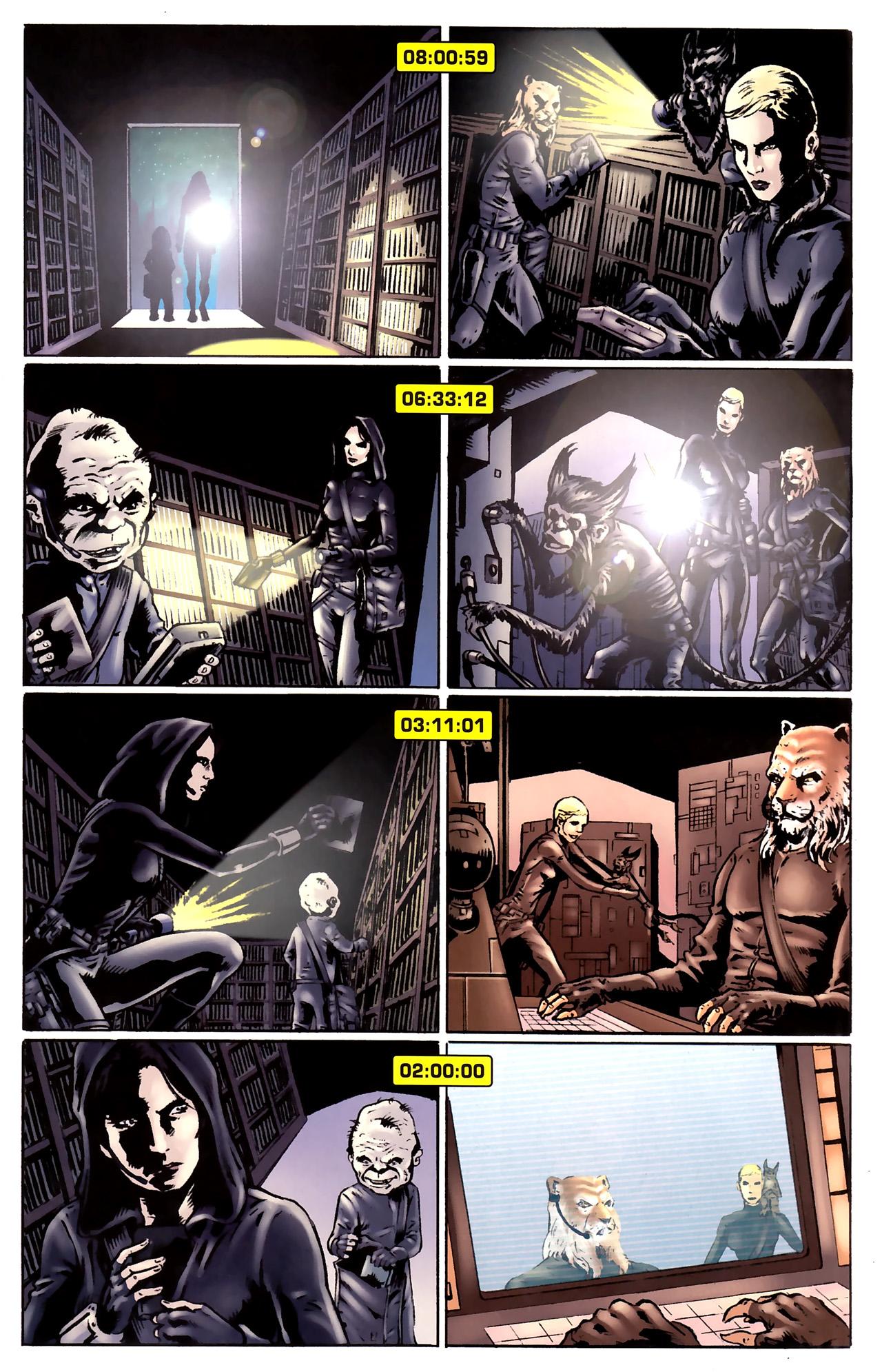 Read online Stargate Vala Mal Doran comic -  Issue #2 - 11