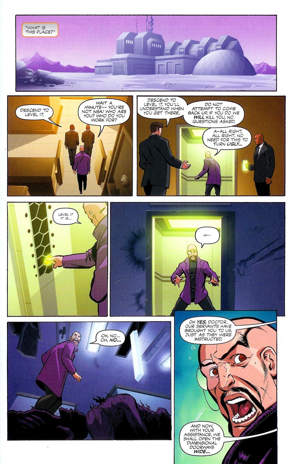 G.I. Joe vs. The Transformers II Issue #4 #5 - English 23