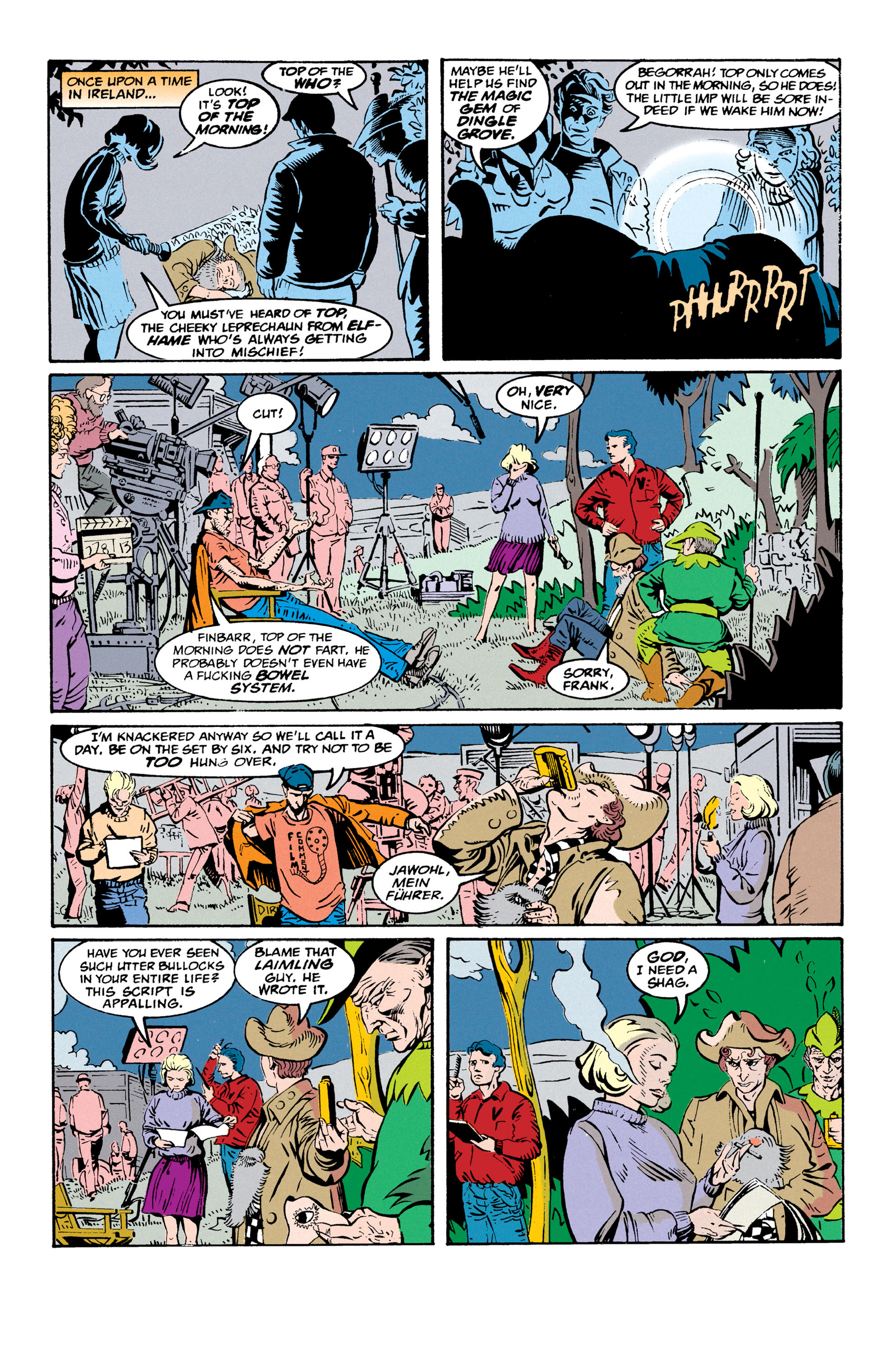 Read online Shade, the Changing Man comic -  Issue #67 - 2