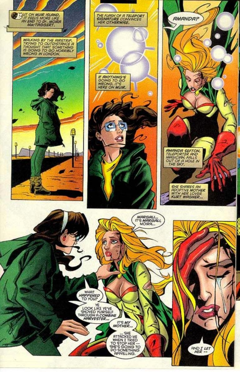 Excalibur (1988) issue 100 - Page 9