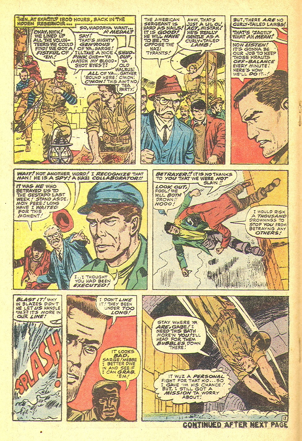 Read online Sgt. Fury comic -  Issue #91 - 18