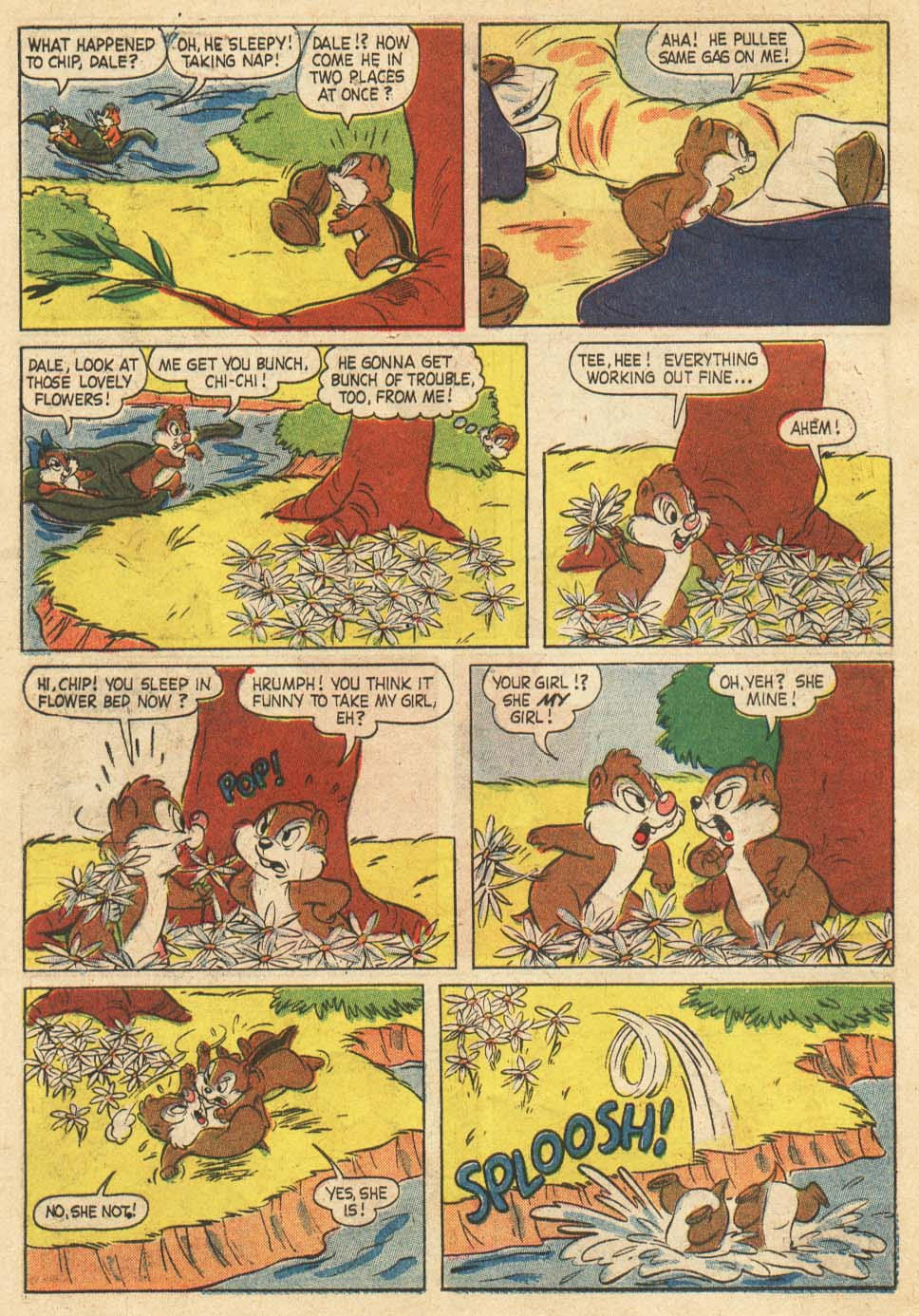 Walt Disney's Comics and Stories issue 225 - Page 21