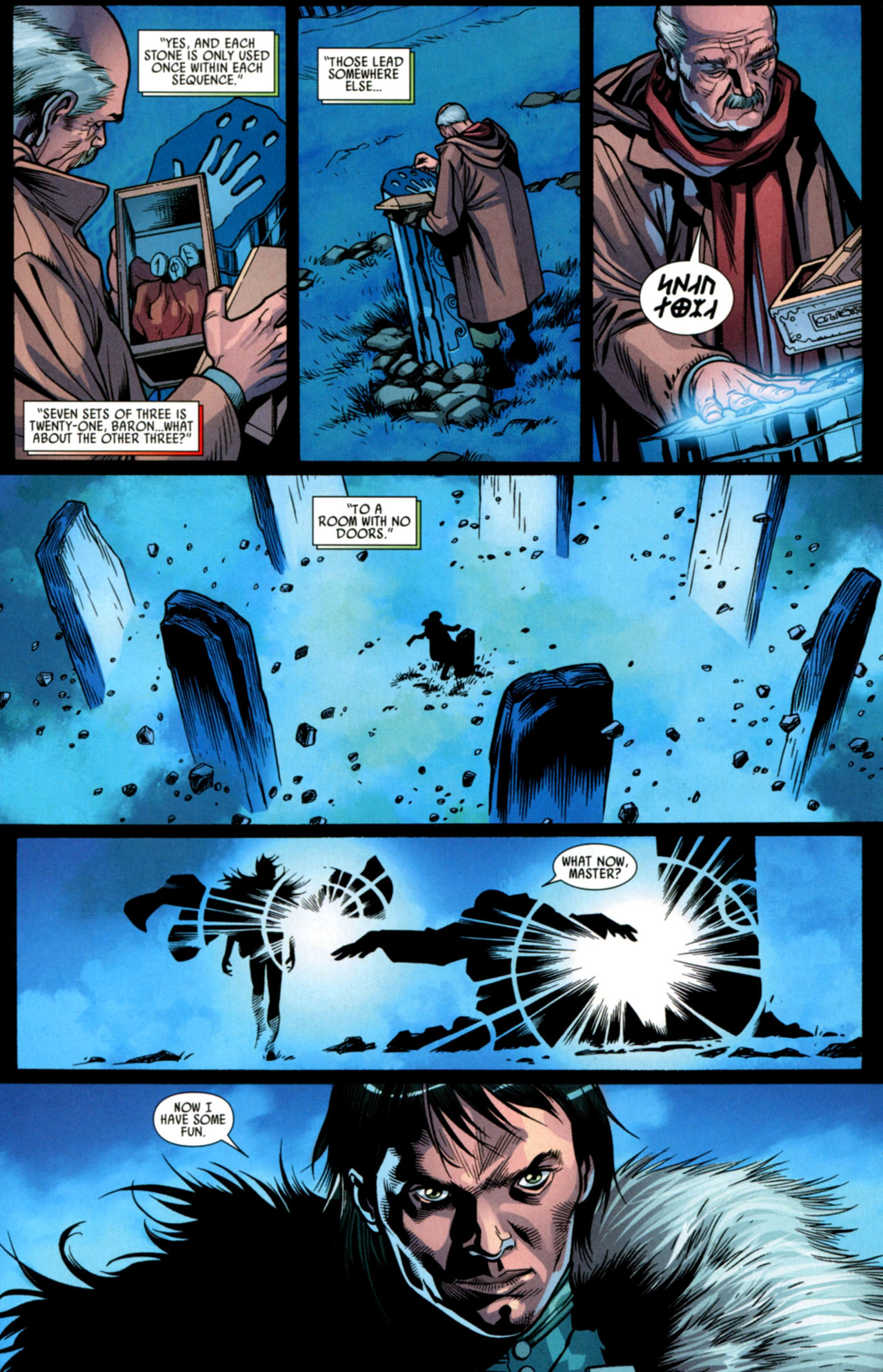 Read online Ultimate Thor comic -  Issue #4 - 18