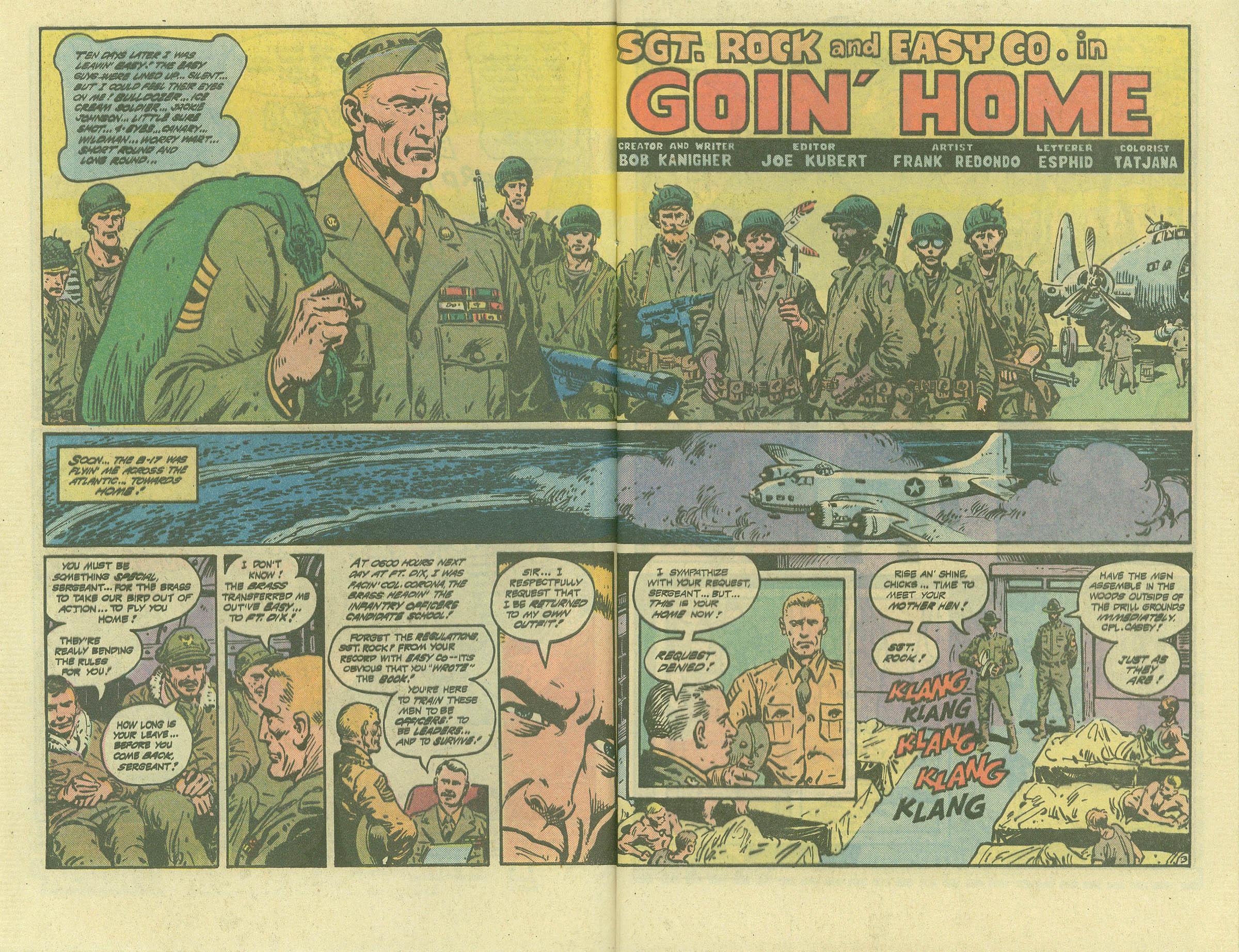 Read online Sgt. Rock comic -  Issue #392 - 3