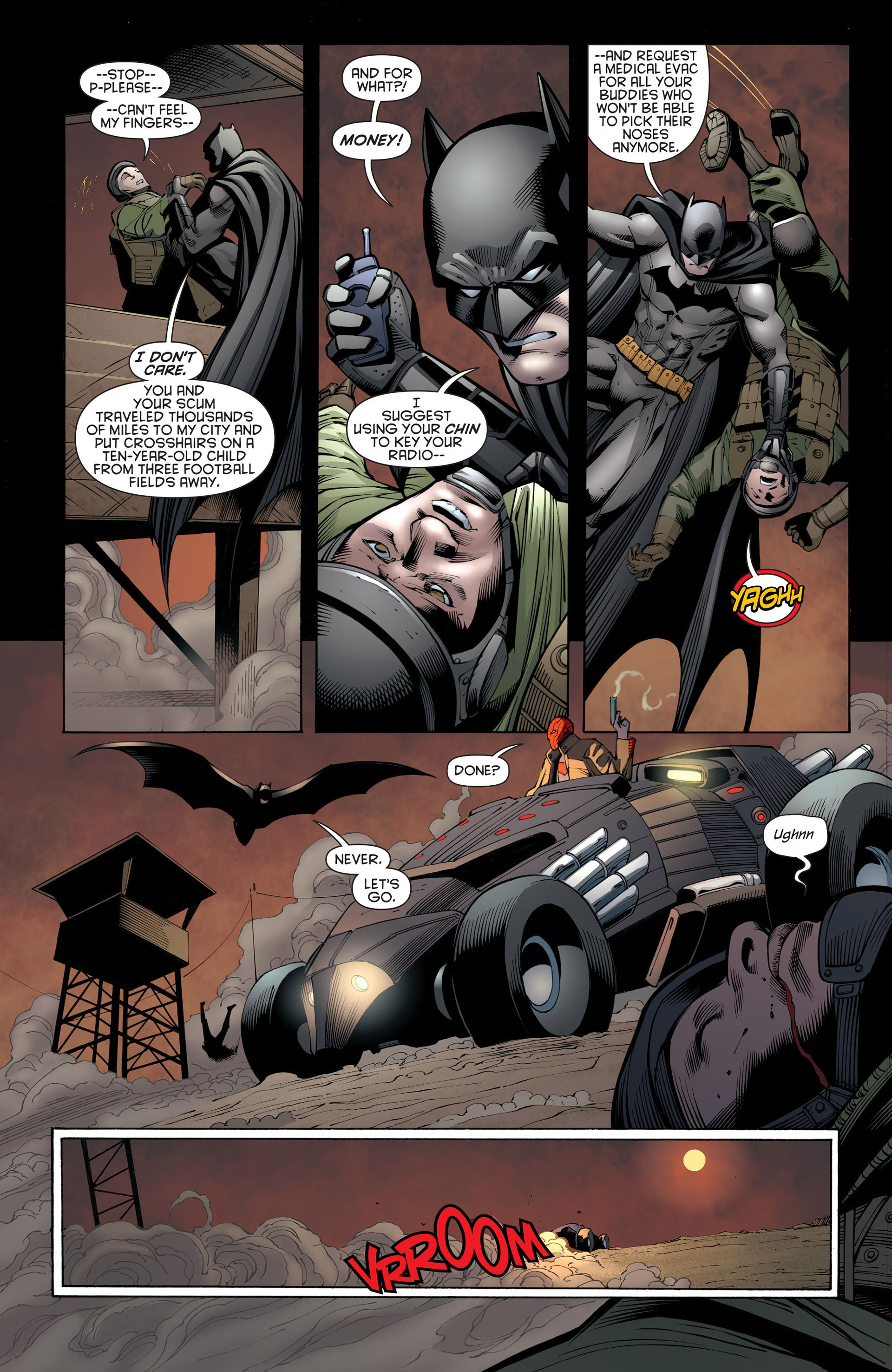 Read online Batman and Robin (2011) comic -  Issue #20 - 15