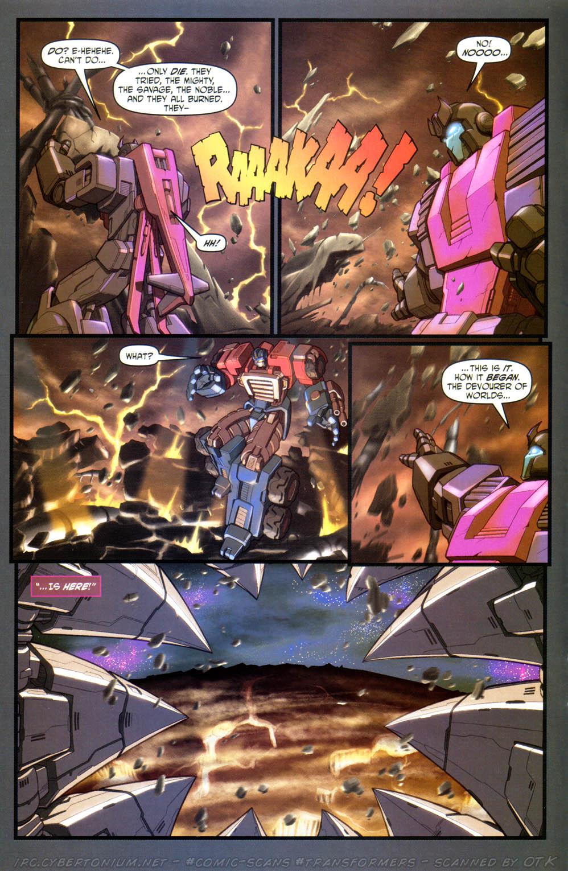 Read online Transformers Armada comic -  Issue #15 - 9