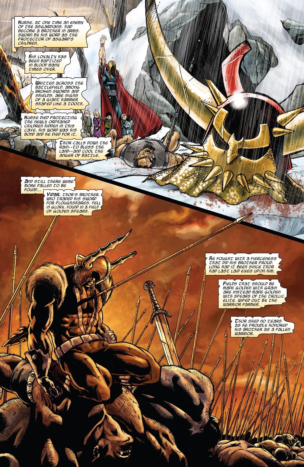 Read online Thor: Ragnaroks comic -  Issue # TPB (Part 2) - 87