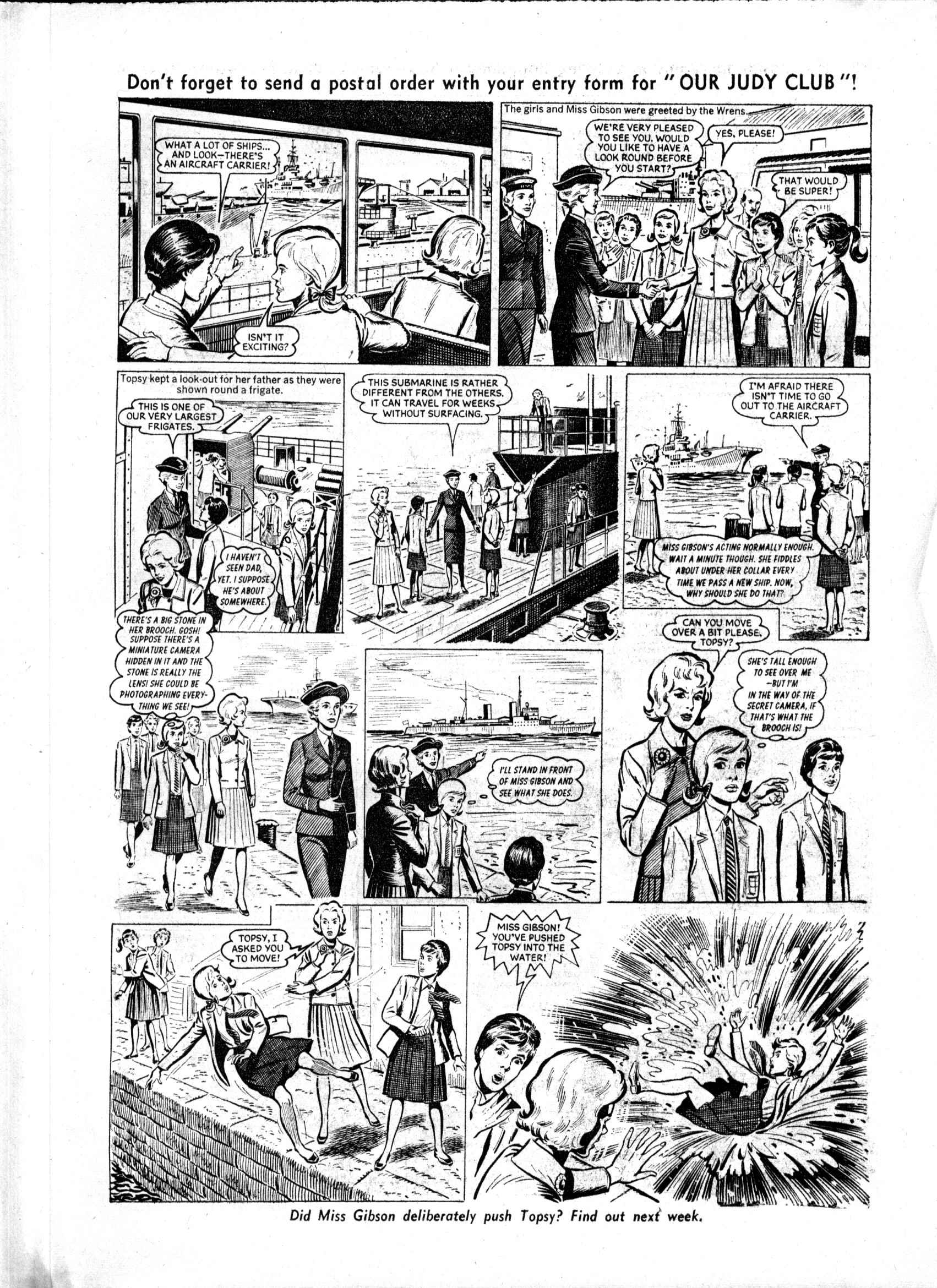 Read online Judy comic -  Issue #163 - 29