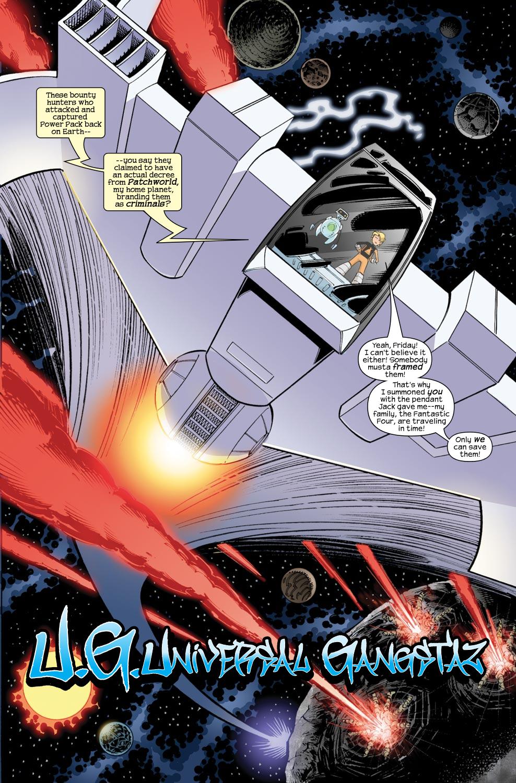 Read online Skrulls vs. Power Pack comic -  Issue #2 - 3