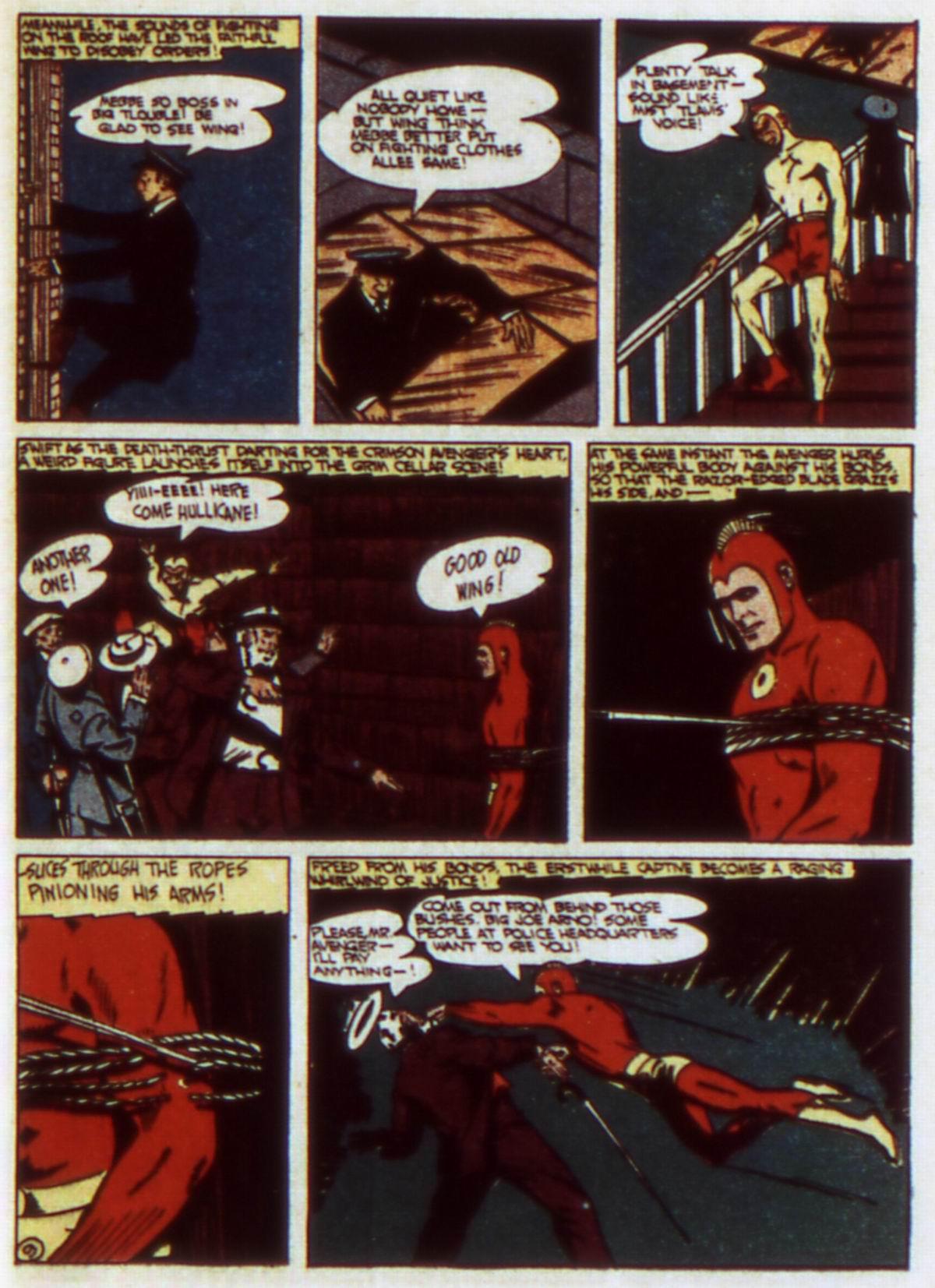 Detective Comics (1937) 61 Page 38