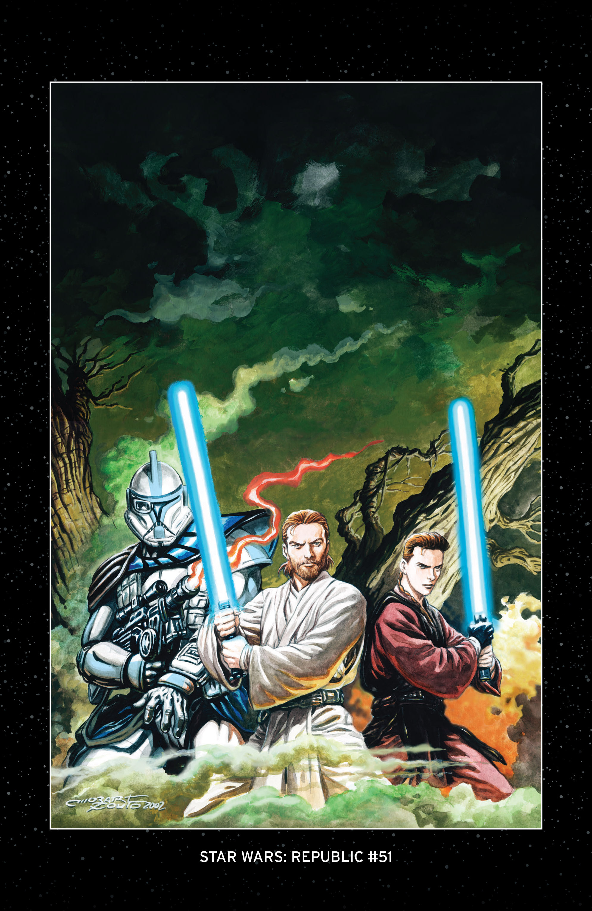 Read online Star Wars Omnibus comic -  Issue # Vol. 24 - 122
