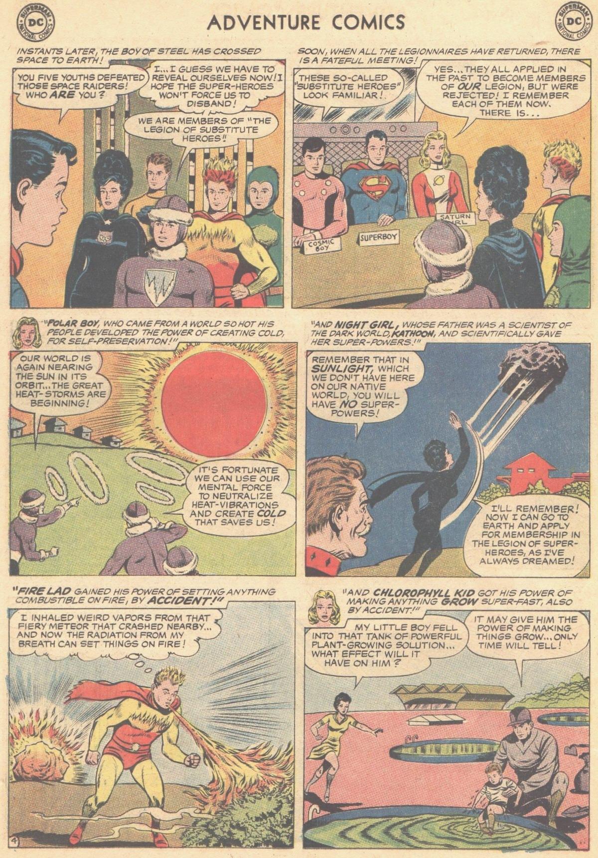 Read online Adventure Comics (1938) comic -  Issue #501 - 85