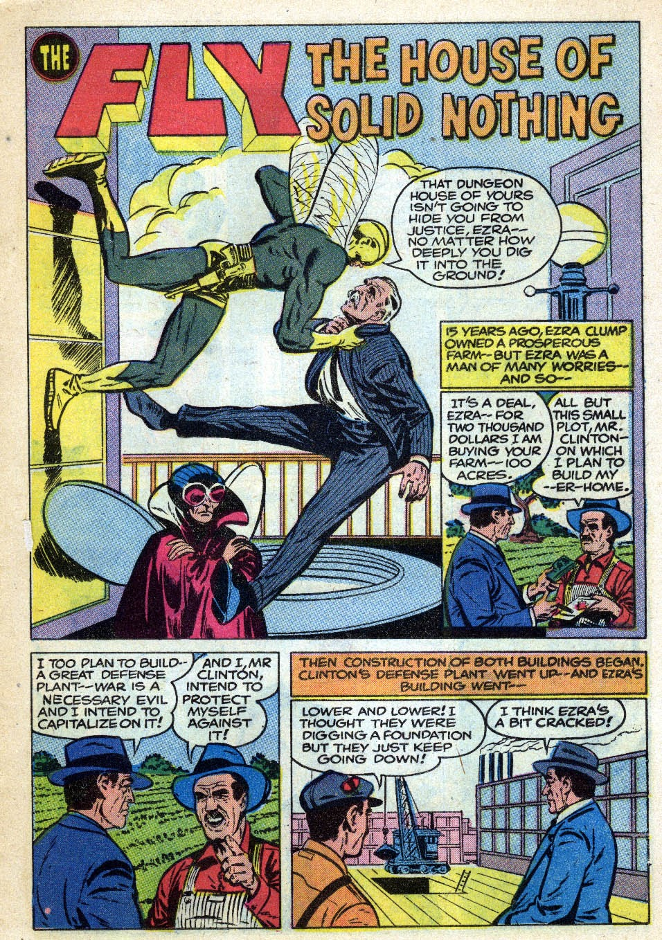 The Fly (1959) issue 3 - Page 13
