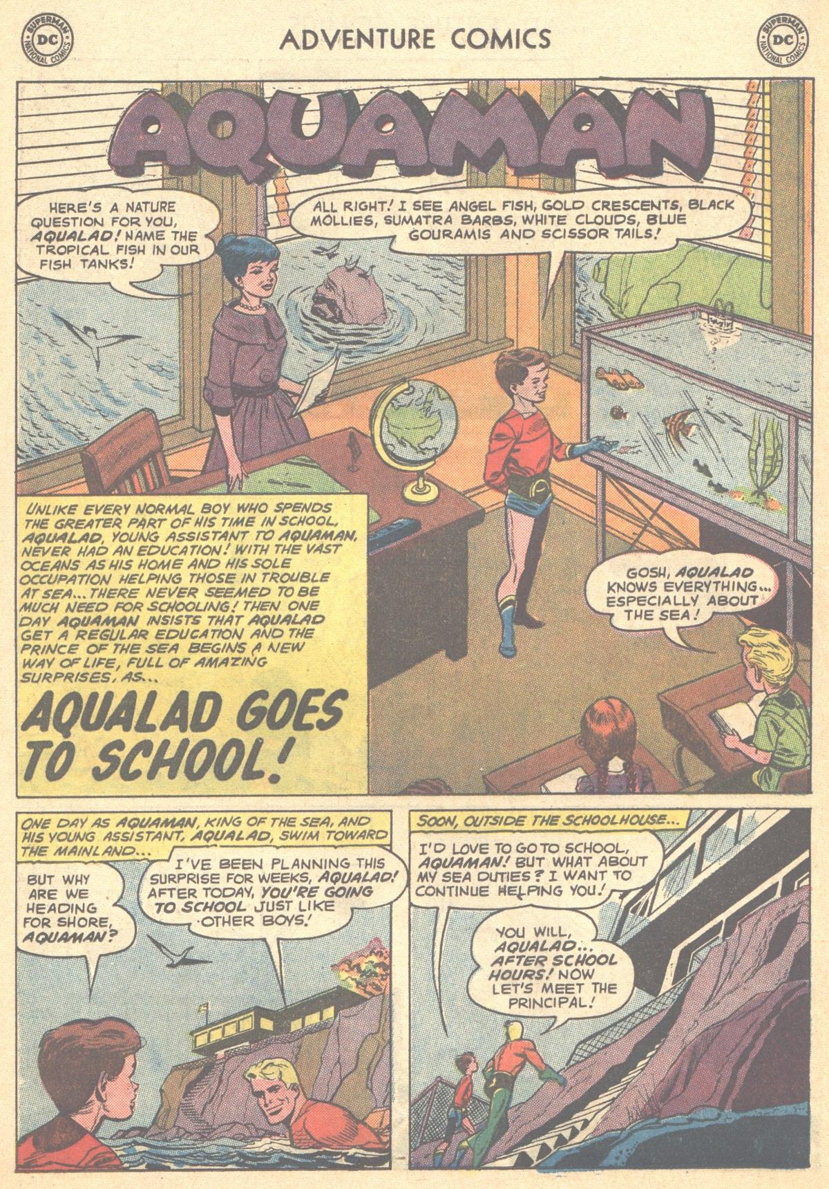Read online Adventure Comics (1938) comic -  Issue #278 - 26