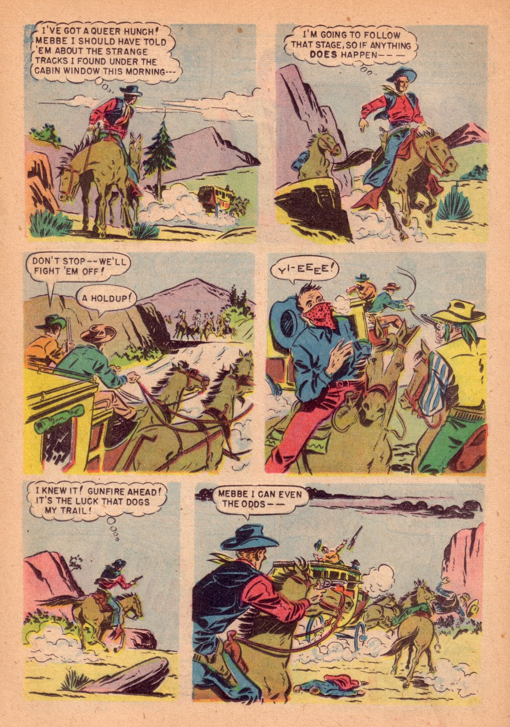 Four Color Comics issue 301 - Page 24