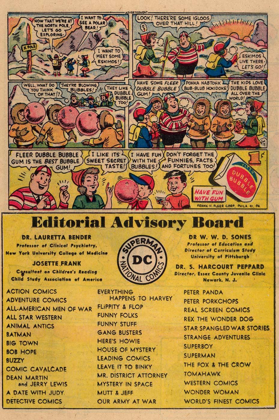 Read online Adventure Comics (1938) comic -  Issue #193 - 23