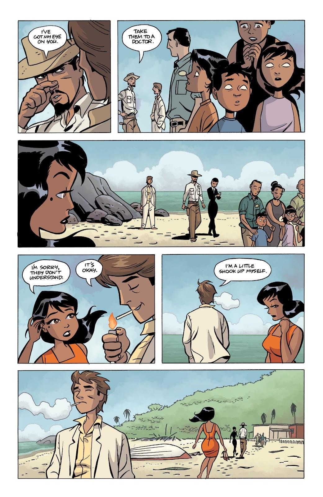 Read online The Twilight Children comic -  Issue #1 - 28