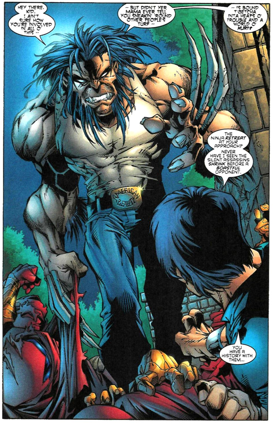 X-Men (1991) 62 Page 7