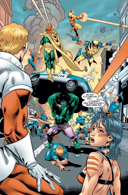 Read online Alpha Flight (2004) comic -  Issue #8 - 6