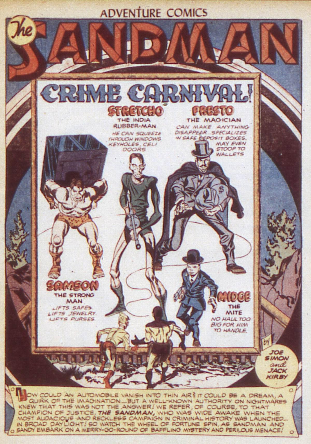Read online Adventure Comics (1938) comic -  Issue #84 - 3