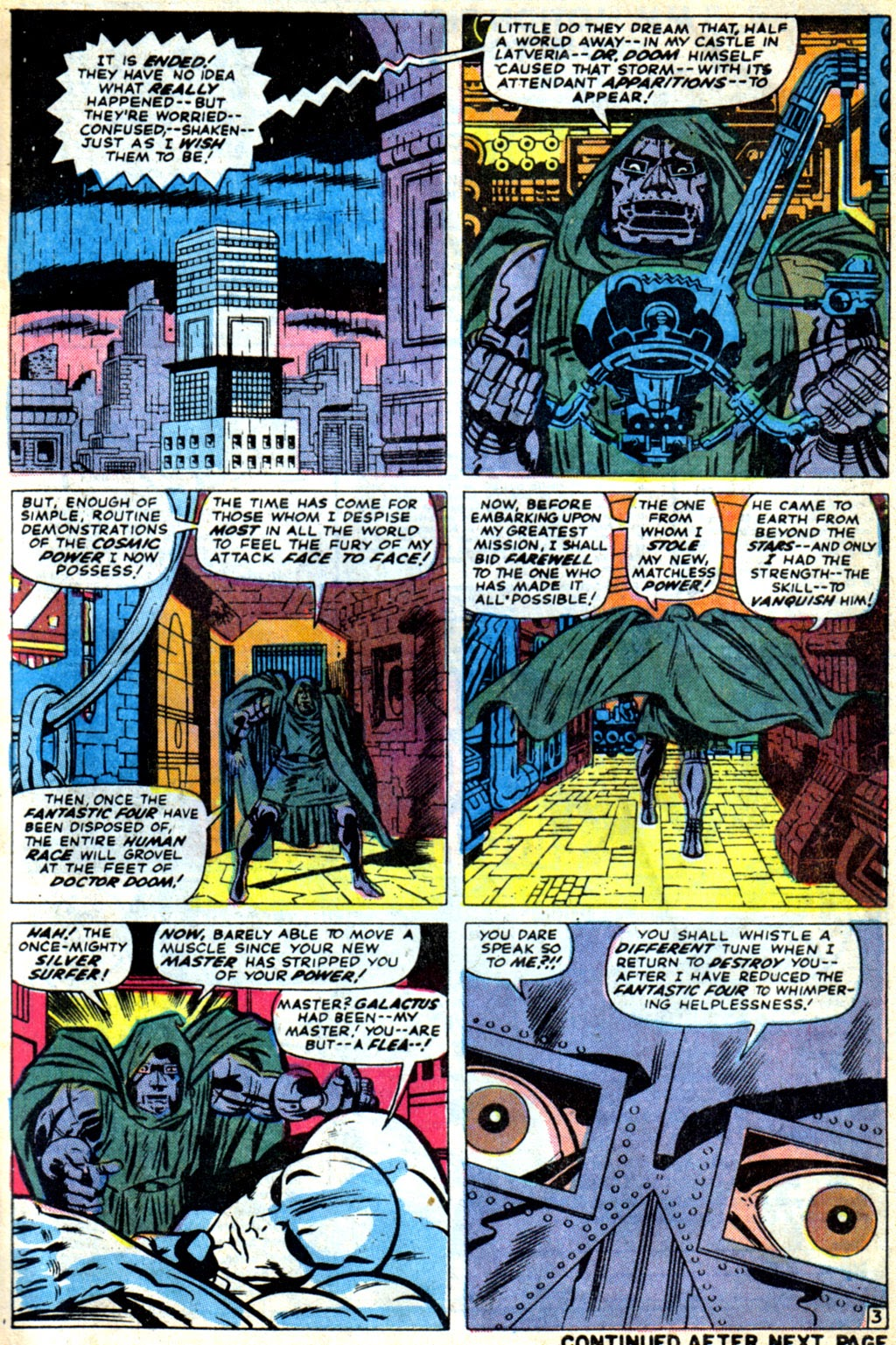 Marvel Triple Action (1972) issue 2 - Page 4