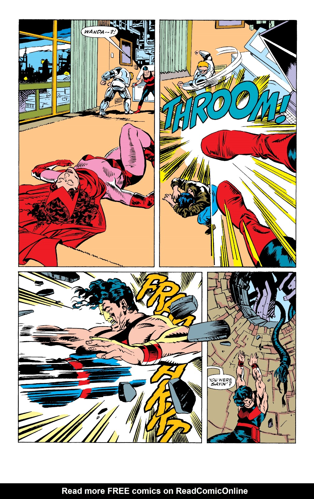 Avengers West Coast (1989) issue 73 - Page 13