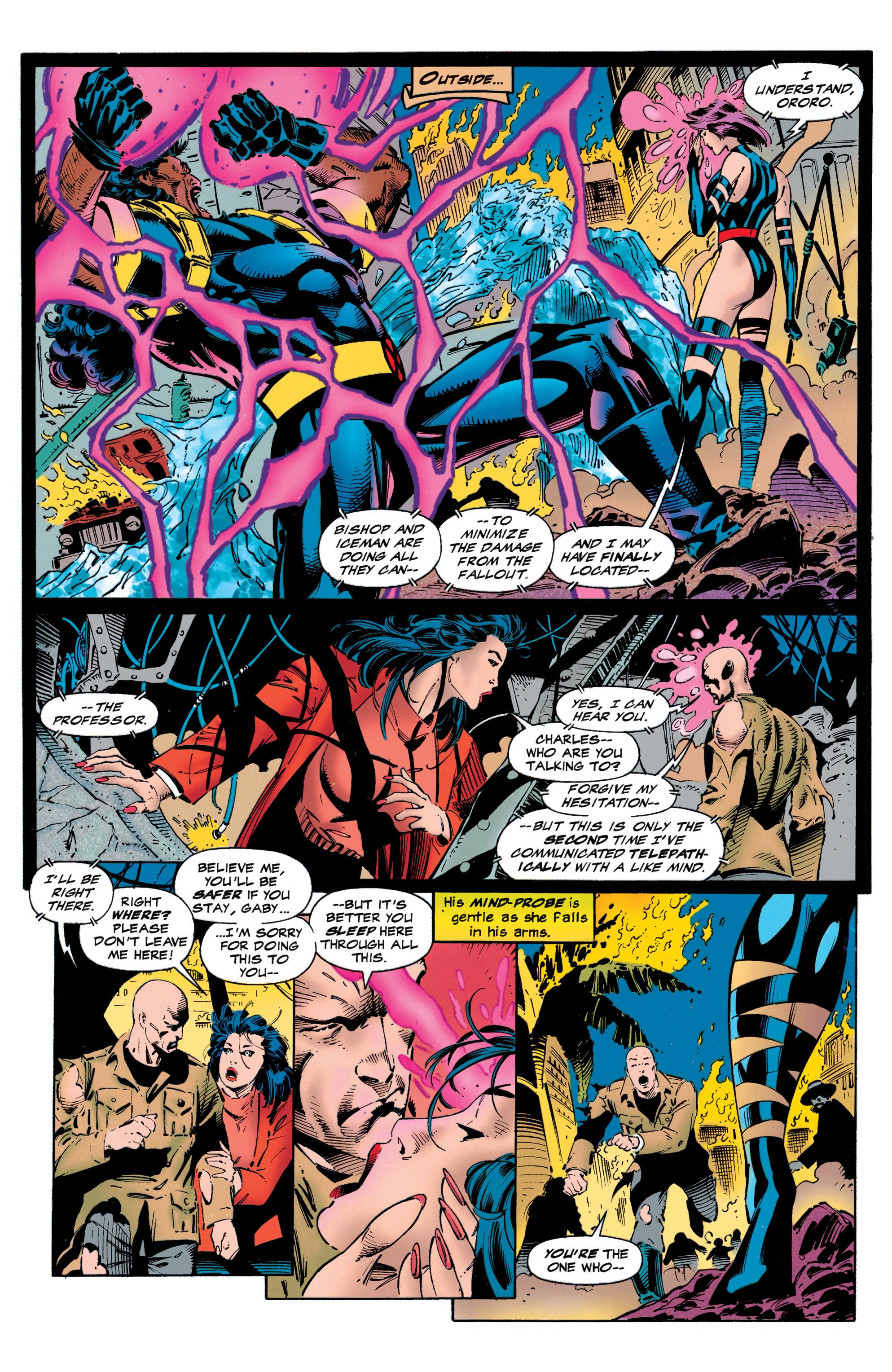 X-Men (1991) 41 Page 4