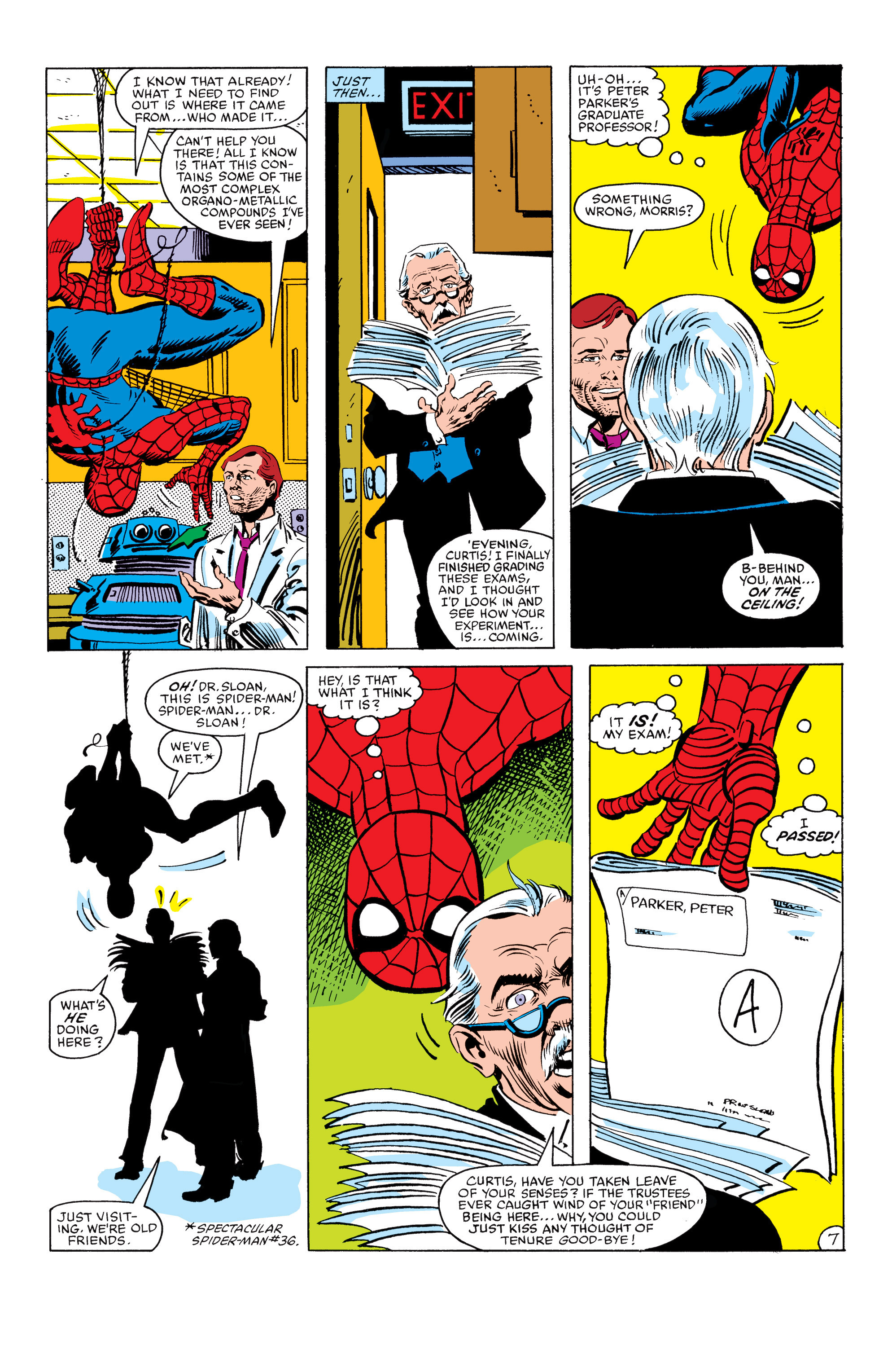 The Amazing Spider-Man (1963) 243 Page 7