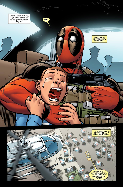 Read online Deadpool (2008) comic -  Issue #48 - 3