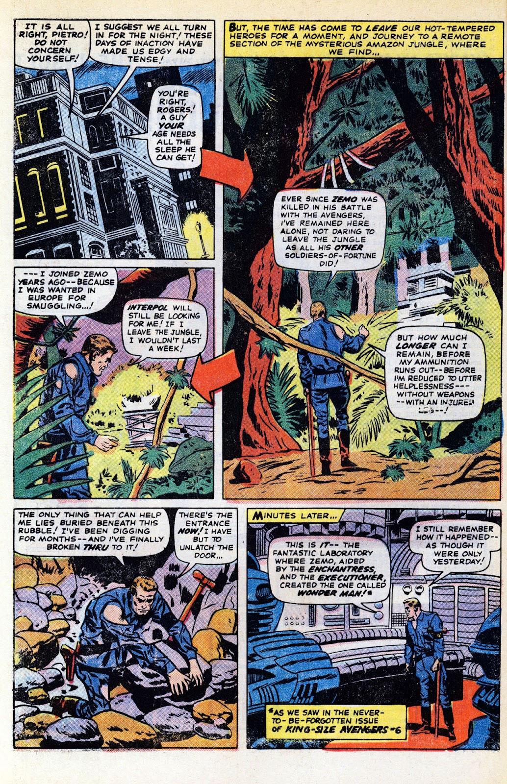 Marvel Triple Action (1972) issue 15 - Page 8