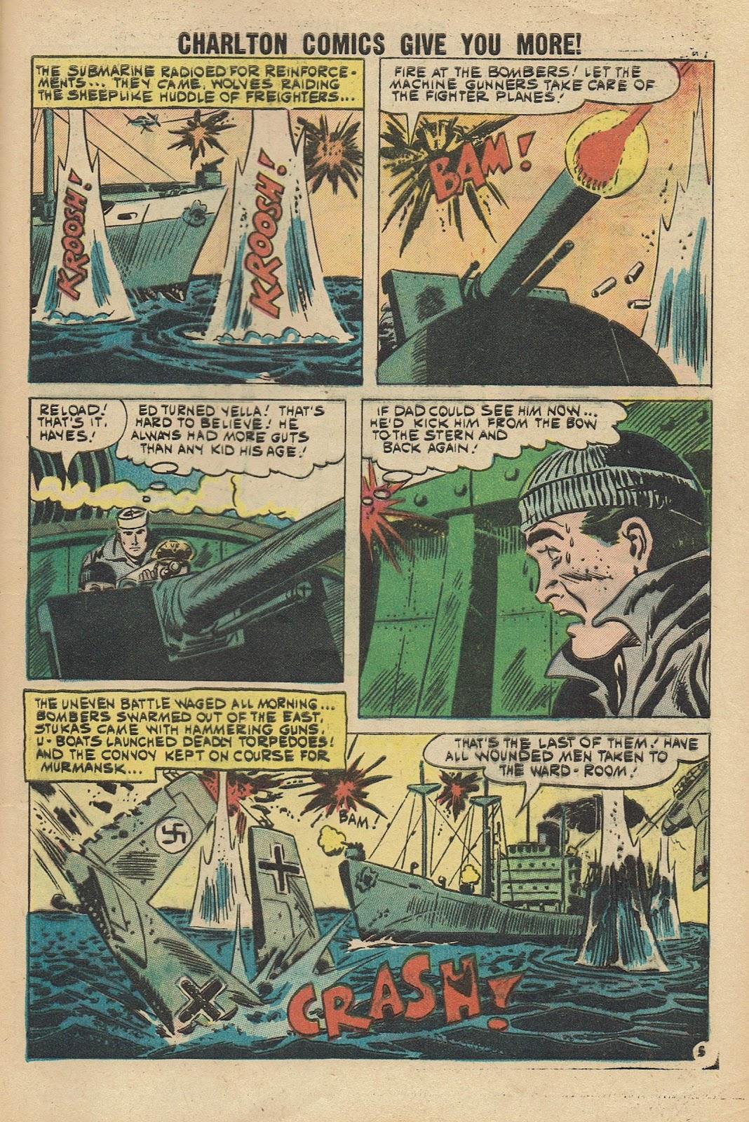Read online Fightin' Navy comic -  Issue #96 - 29