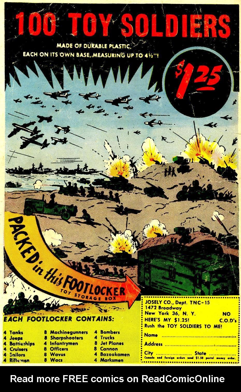 Read online Adventure Comics (1938) comic -  Issue #249 - 36