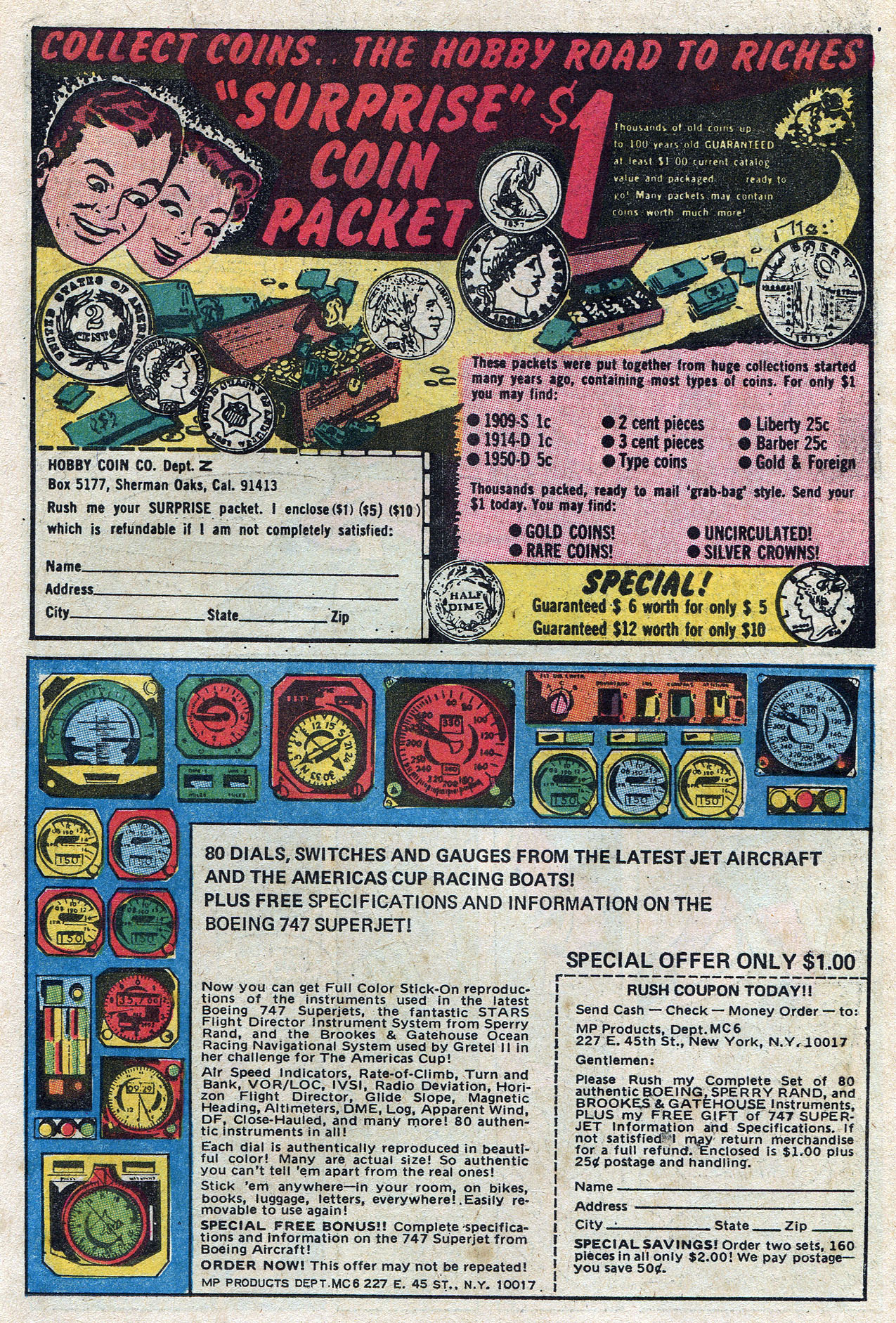 Read online Amazing Adventures (1970) comic -  Issue #7 - 19