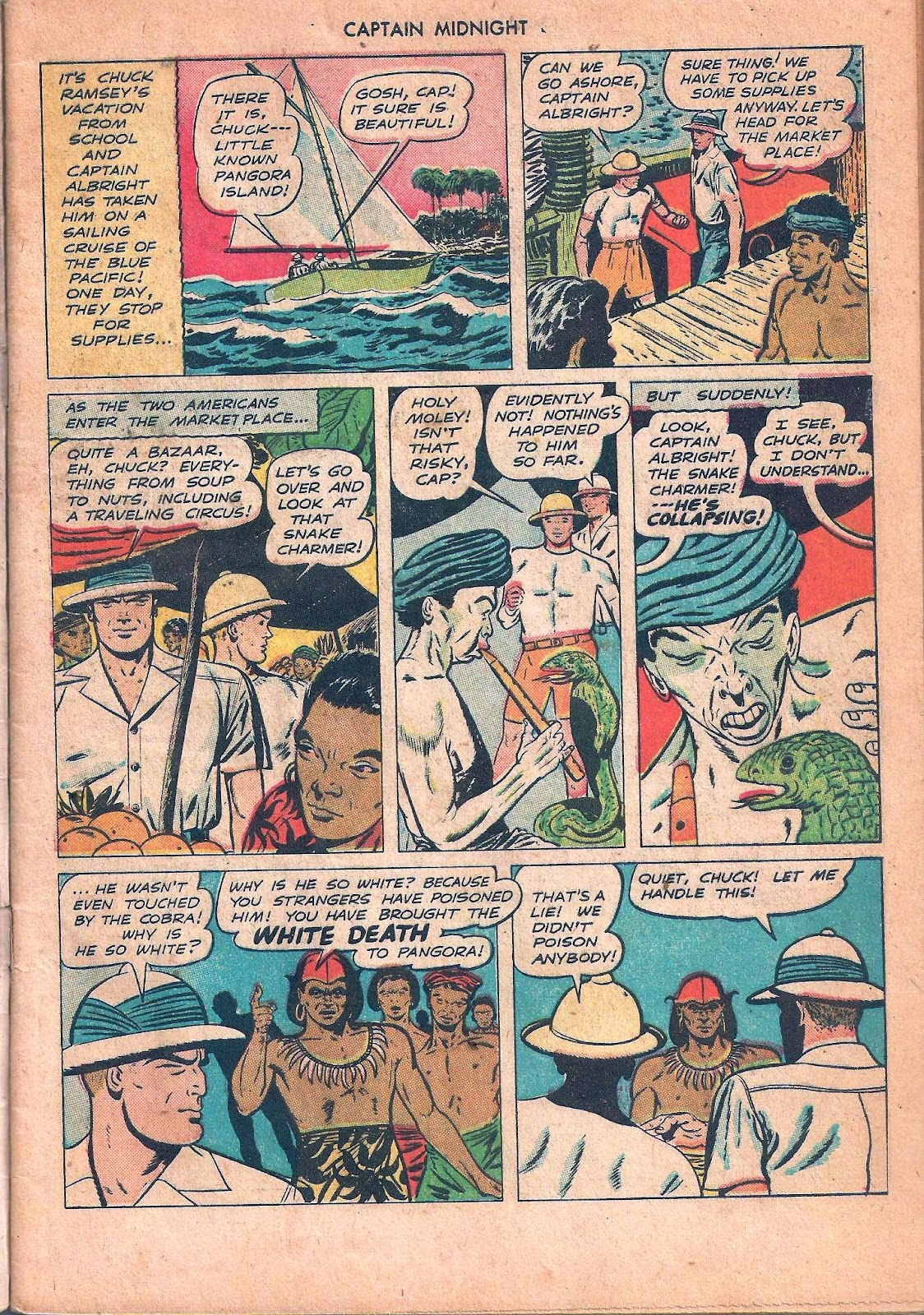 Captain Midnight (1942) issue 53 - Page 5