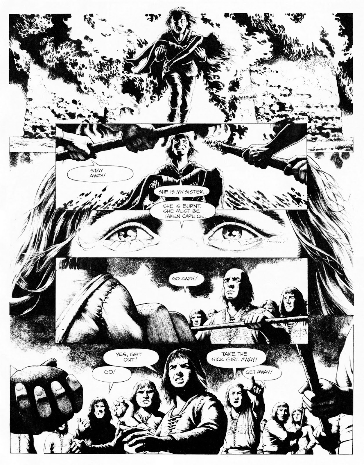 Conquering Armies issue TPB - Page 41