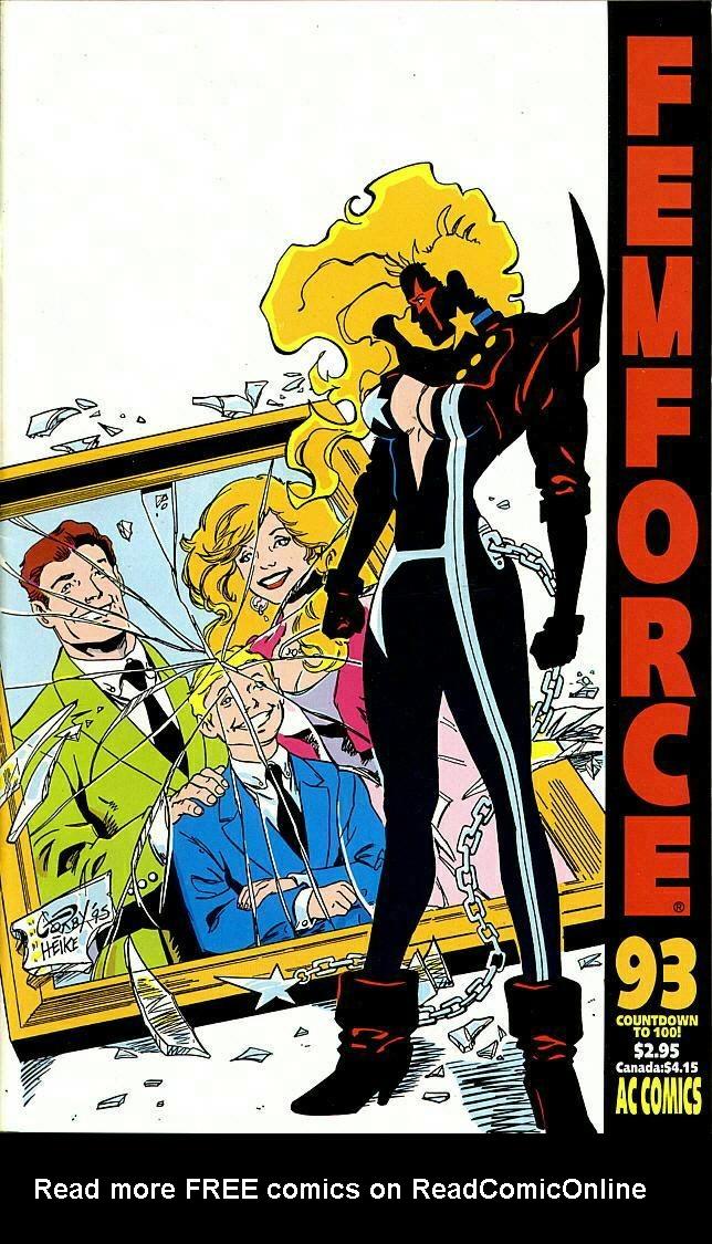 Femforce 93 Page 1