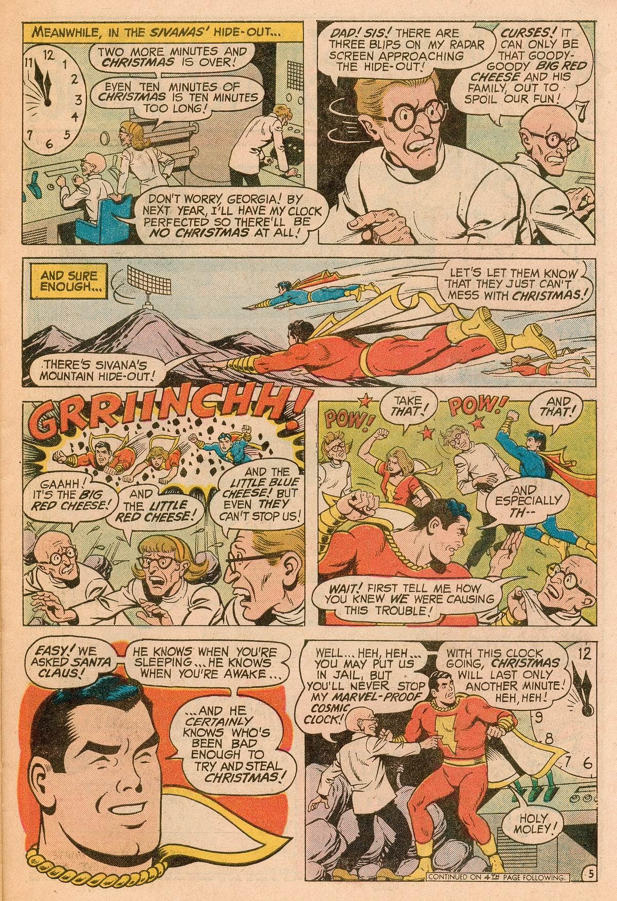 Read online Shazam! (1973) comic -  Issue #11 - 19