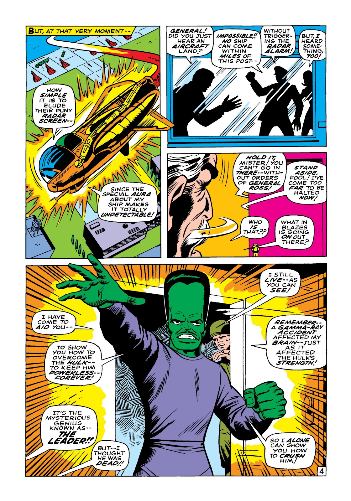 Read online Marvel Masterworks: The Incredible Hulk comic -  Issue # TPB 5 (Part 1) - 94