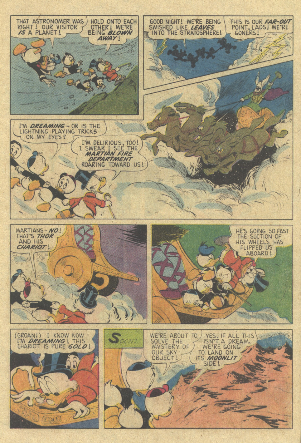 Read online Uncle Scrooge (1953) comic -  Issue #147 - 5