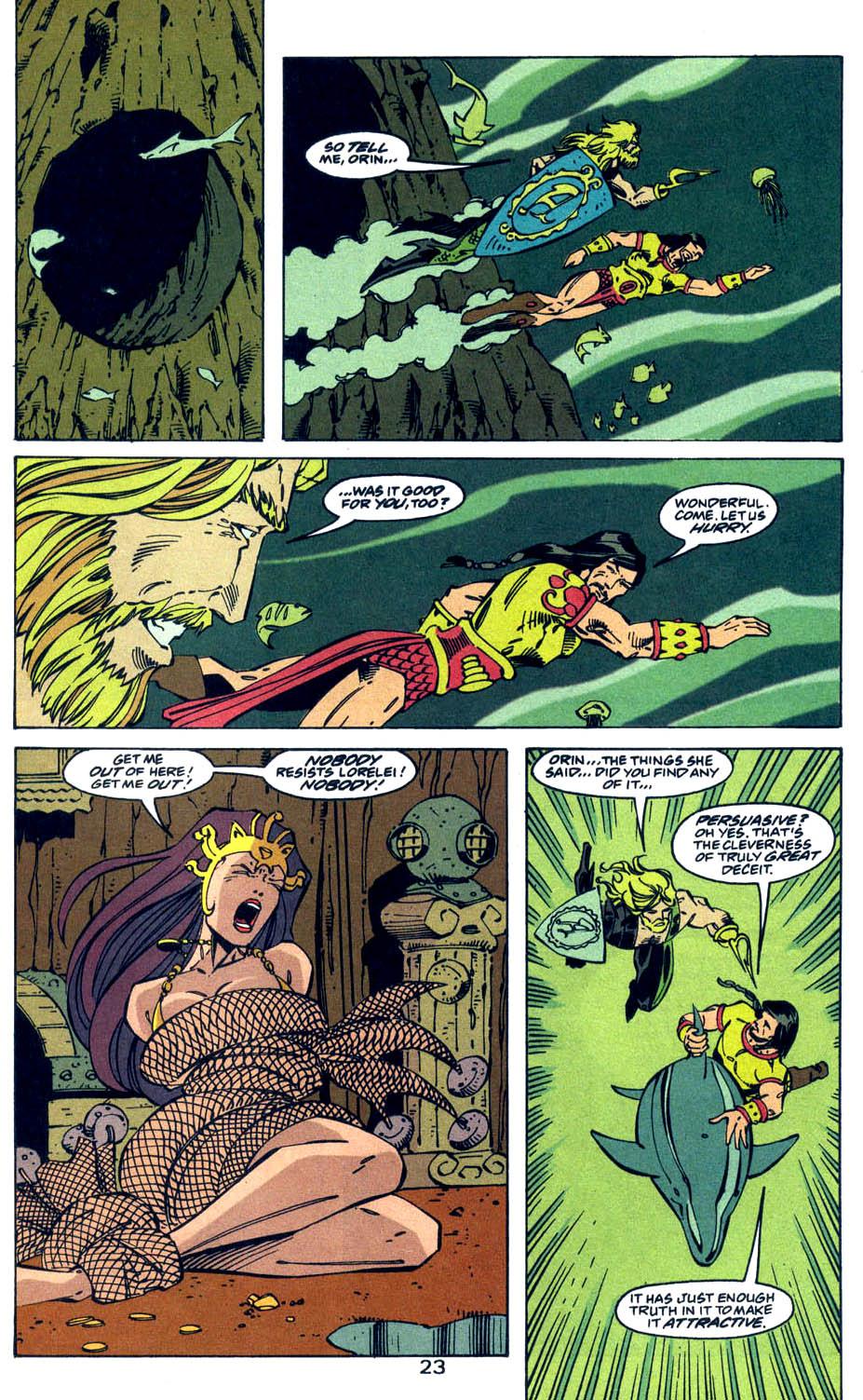 Read online Aquaman (1994) comic -  Issue #Aquaman (1994) _Annual 4 - 23