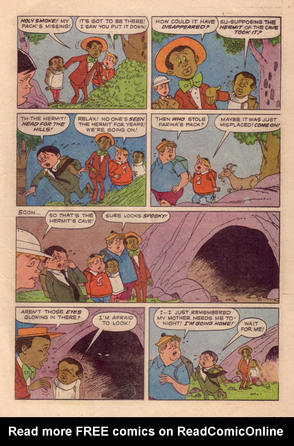 Four Color Comics issue 1174 - Page 23