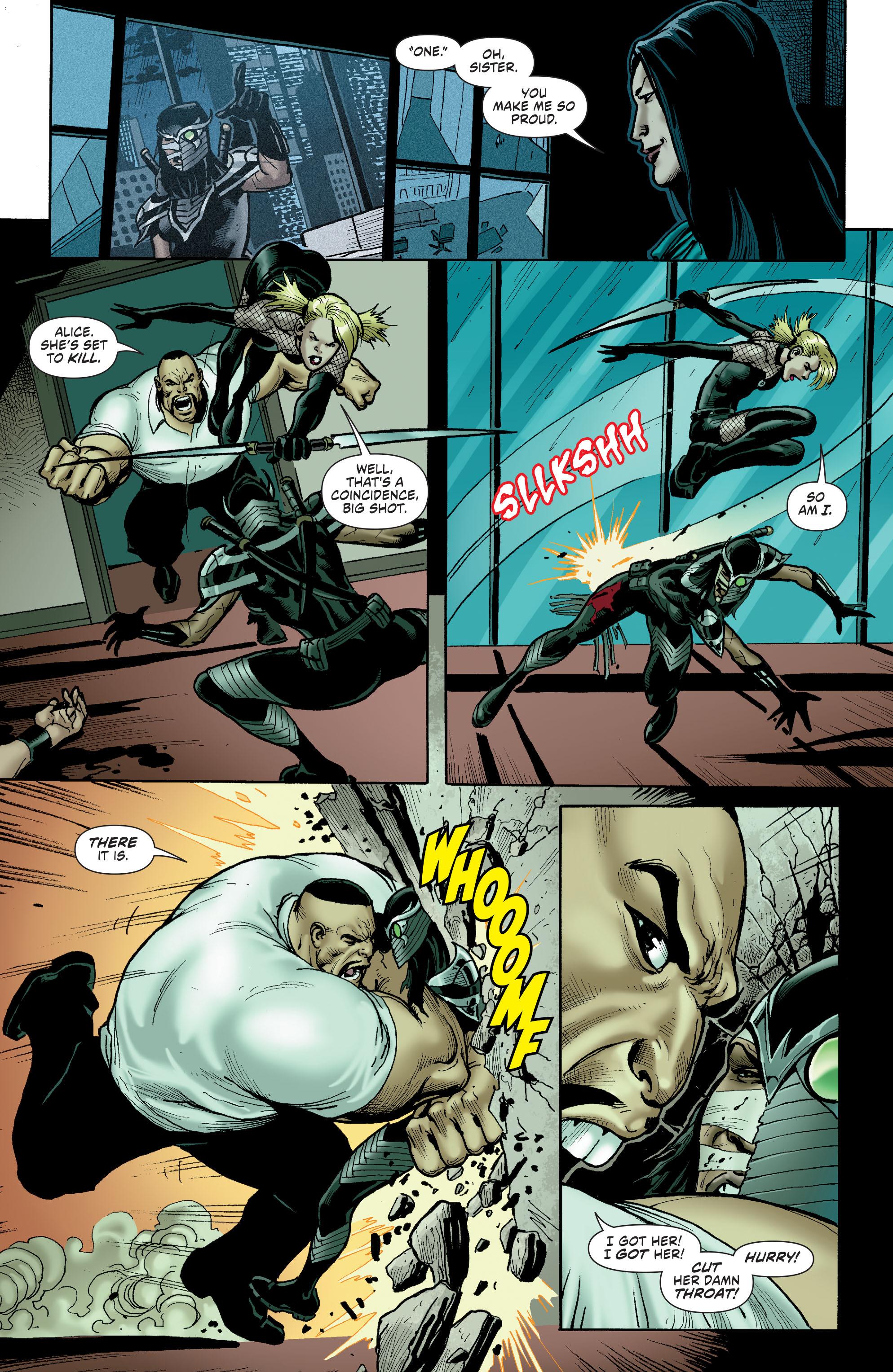 Read online Secret Six (2015) comic -  Issue #13 - 17