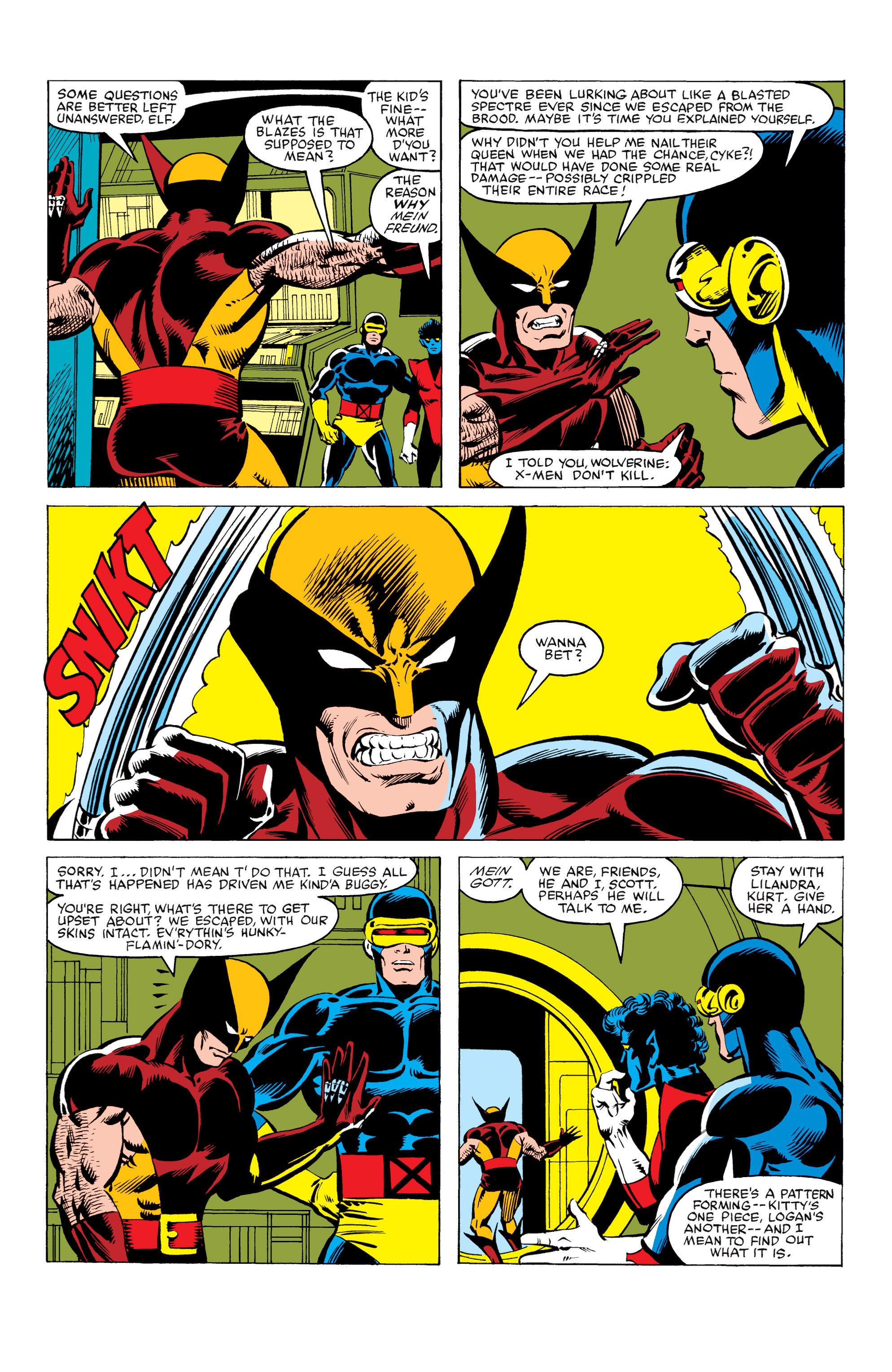 Read online Uncanny X-Men (1963) comic -  Issue #164 - 18